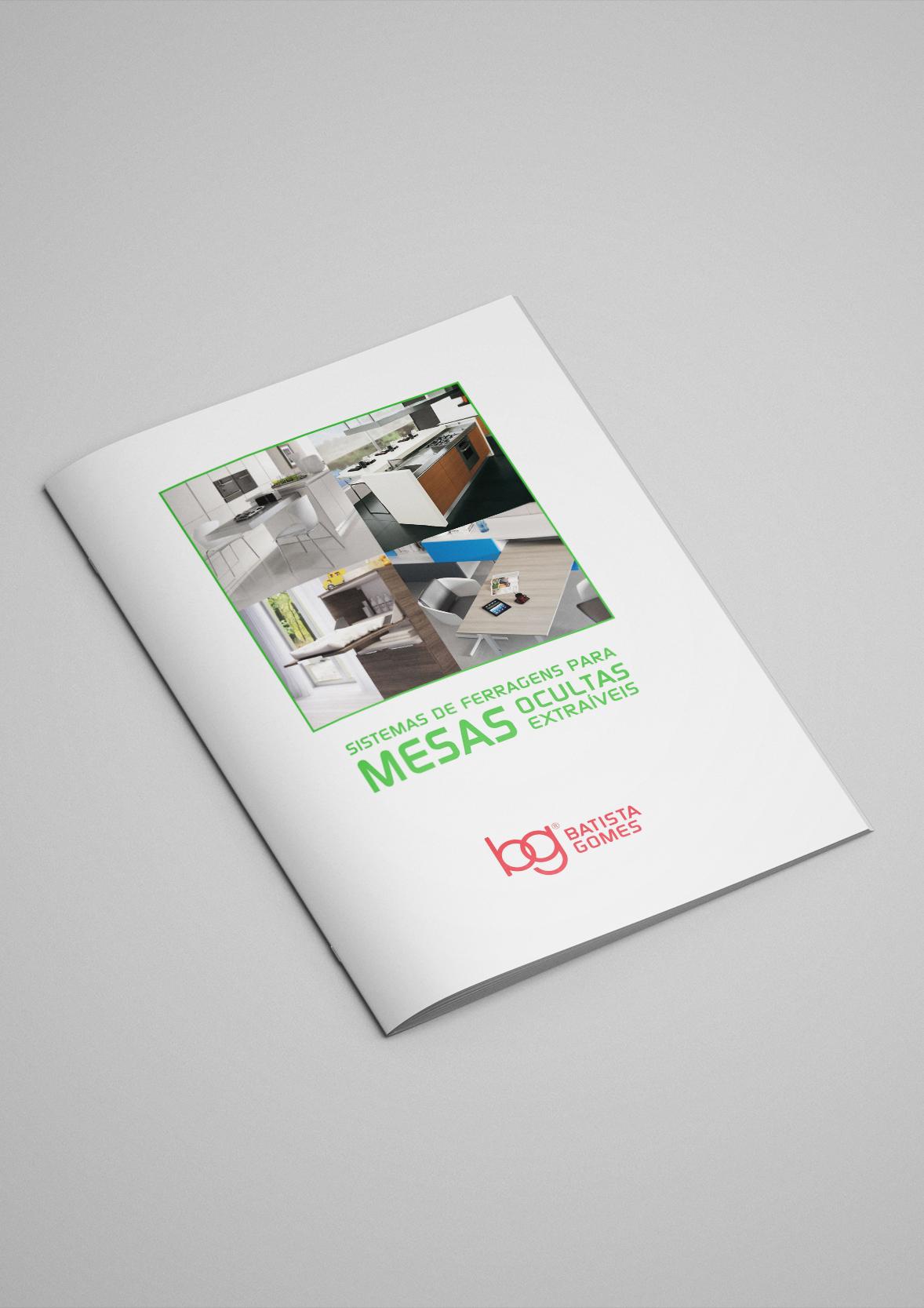 Sistemas de ferragens para mesas ocultas e extraíveis